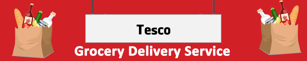 grocery delivery Tesco